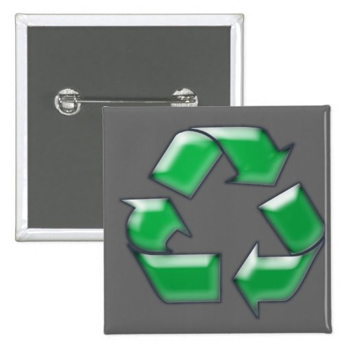 RECYCLE Square Button