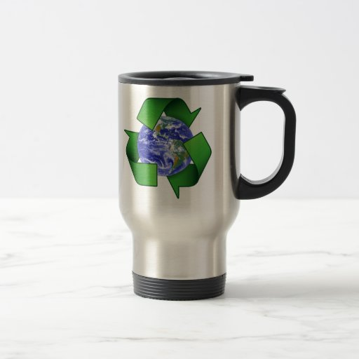 Recycle Stainless Mug