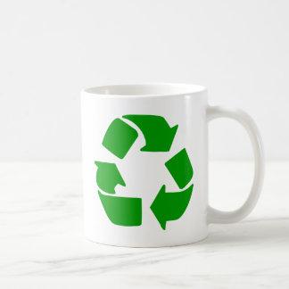 Recycle Symbol Coffee Mug
