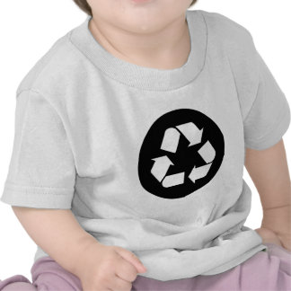 Recycle Symbol - Reduce, Reuse, Recycle T-shirt