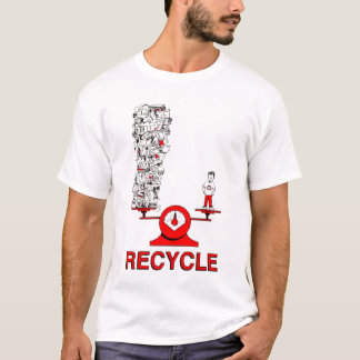 Recycle Trash Shirt