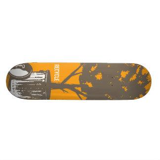 Recycle Tree Skateboard