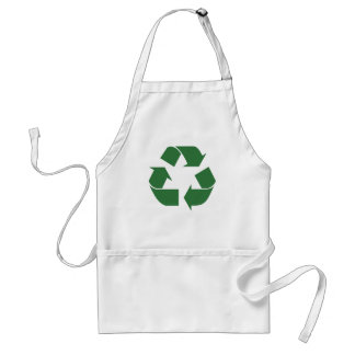 Recycle Triangle Standard Apron
