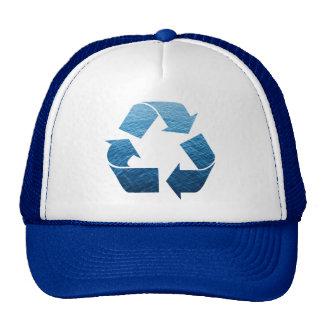 Recycle Water Cap