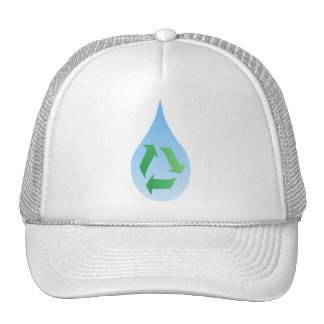 Recycle Water Hat
