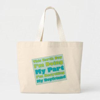 Recycled Boyfriend Bag