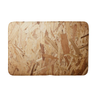 Recycled Compressed Wood Texture For Background Bath Mats