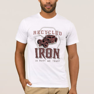 Recycled Iron T-Shirt