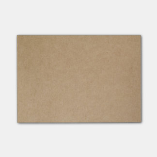 Recycled paper texture post-it notes
