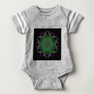 Recycled Smoke Art  (5) Baby Bodysuit