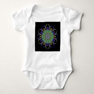 Recycled Smoke Art (6) Baby Bodysuit