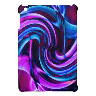 Recycled Smoke Art Design iPad Mini Cover