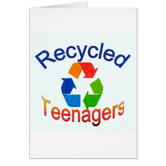 Recycled Teenagers Logo.jpg Card