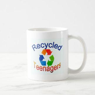 Recycled Teenagers Logo.jpg Coffee Mug