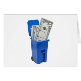 RecycleNoMoney053109 Card