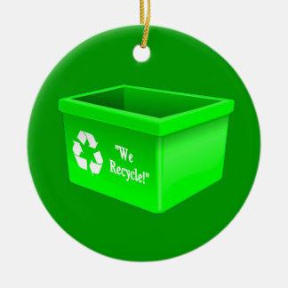 recycling-bin-307684  recycling bin sign empty sym christmas tree ornament