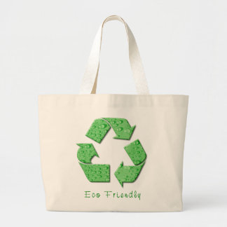 Recycling Canvas Bag