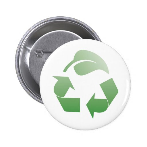 Recycling sign pins
