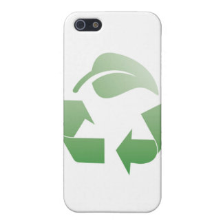 Recycling sign cases for iPhone 5