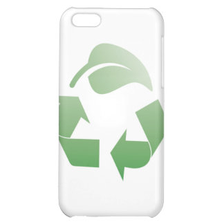 Recycling sign iPhone 5C covers