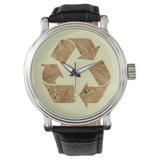 Recycling Sign Watches