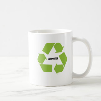 Recycling Supporter Coffee Mugs