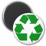 Recycling Symbol - Green
