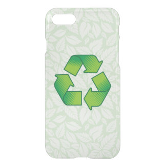 Recycling symbol iPhone 7 case