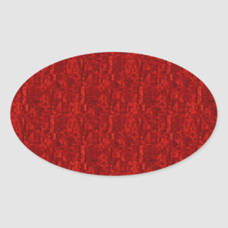 RED087 RED TEXTURE RICH ROYAL BACKGROUNDS PATTERNS STICKER