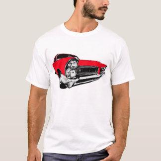 Red 1965 Pontiac Grand Prix T-Shirt