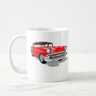 Red '57 Nomad Coffee Mug