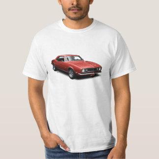 Red 68 Camaro T-shirt