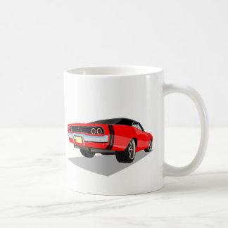Red '68 Charger Mug