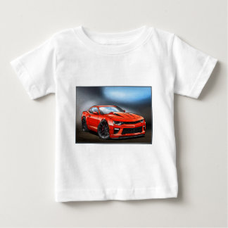 Red_6th_Gen Baby T-Shirt