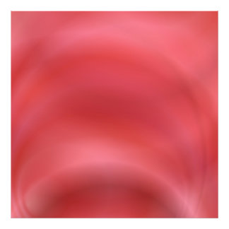 Red abstract photo art