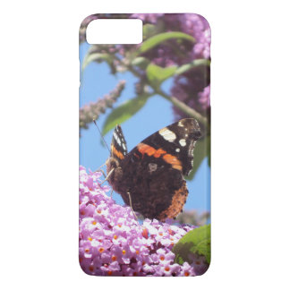 Red Admiral Butterfly iPhone 7 Plus Case