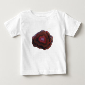 Red Agate Baby T-Shirt