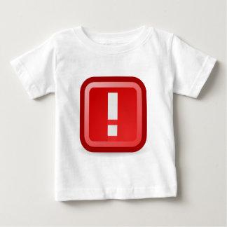 Red Alert Baby T-Shirt