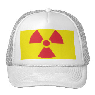 RED ALERT RADIATION WARNING! CAP