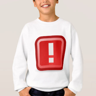 Red Alert Sweatshirt