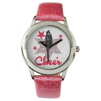 Red Allstar Cheerleader Watch