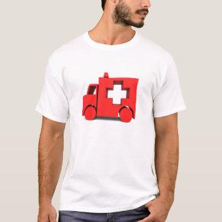 red ambulance T-Shirt