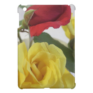 Red amd Yellow Roses Case For The iPad Mini