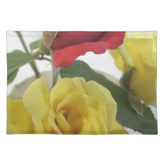 Red amd Yellow Roses Placemat