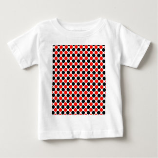 Red and Black Dots Shirt