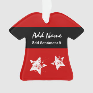Red and Black Name Sentiment Gift Collection B50