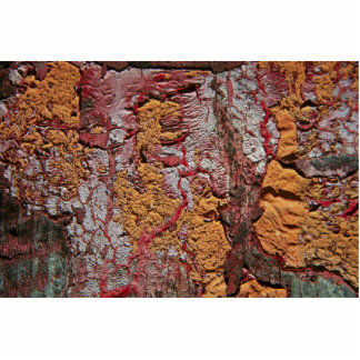 Red And Brown Rust Photo Cutouts