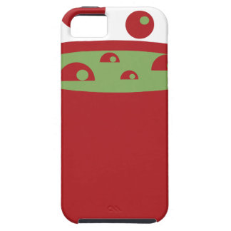 Red and Green Cooking Pot iPhone 5 Cover