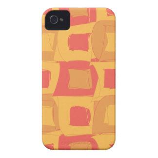 Red and Orange Grapefruit Cool Design iPhone 4 Case-Mate Case