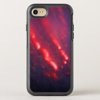 Red and Purple Cloud Abstraction OtterBox Symmetry iPhone 8/7 Case